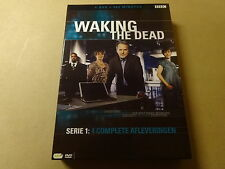 4-DISC DVD BOX / WAKING THE DEAD - SERIE 1 : 4 COMPLETE AFLEVERINGEN ( BBC )