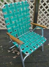 Aluminum Patio Lawn Chairs For Sale Ebay