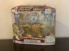 Transformers Beast Wars Cheetor Hasbro Kenner 10th Anniversary Cheetor