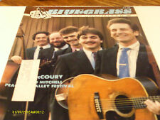 Del McCoury Covers Bluegrass Unlimited Magazine August 1990