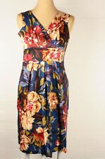 Joules SYLVIA NWOT Floral Wrap Dress Sz 10