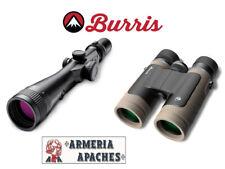 BURRIS OTTICA BALLISTIC LASERSCOPE III 4-16X50 E BINOCOLO DROPTINE 8X42