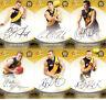 2008 Select AFL Champions Blue Foil Signature Card Team Set (6):Richmond