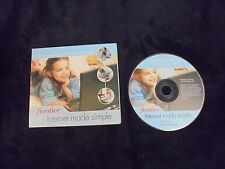 ~~~~USED~~Frontier High-Speed 6520 Internet Installation CD