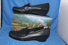 SAS Tripad Comfort Leather 'Easier' Shoes - 11N - Black
