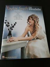 Taylor Swift for Ukulele 20 Hits Tablature Hal * Leonard Book Chords