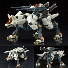 HMM ZOIDS 1/72 RHI-3 Command Wolf Repackage Edition Plastic Model