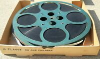 A PLAGUE ON OUR CHILDREN 16MM FILM MOVIE PART 1 AND 2 vintage ANTIQUE Reels 3740