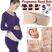 Pregnancy Maternity Support Belt Back Bump Belly Band Waist Lumbar Postpartum