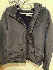 Arvust Men's Navy Jacket W/hood Size XXL Excellent Condition
