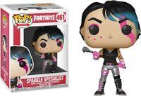 FUNKO POP! Vinyl Figure FORTNITE Sparkle Specialist #461 - Video Games, Gift