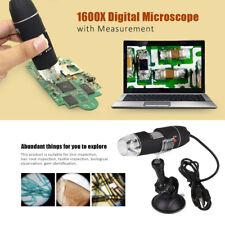 360° Rotierend Halterung 1600X Digital Mikroskop für Handy Computer Tablet