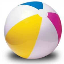 R562 balle pour piscine ballon de plage à gonfler Multicolore Ø env. 35cm