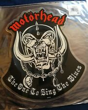 MOTORHEAD ONE TO SING BLUES 1990 LIMITED SHAPED PICTURE DISC EPIC CBS