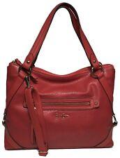 NWT Jessica Simpson Woman's Satchel, Rouge Color MSRP: $138.00
