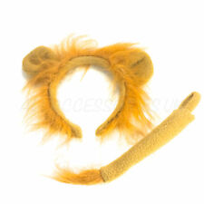 Lion Headband Tail Headband Fancy Dress Hair Accessory World Book Day Halloween