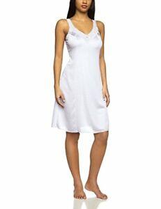 RARITÄT: Triumph Dress / Unterkleid SPHINX, Gr. 50, weiß, NEU mit Etikett