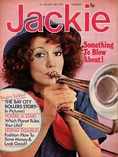 Jackie Magazine 24 May 1975 No.594      Brian May of Queen  The Bay City Rollers