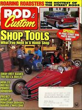 Rod & Custom Magazine July 1995 What You Need In A Home Shop, Roaring Roadsters
