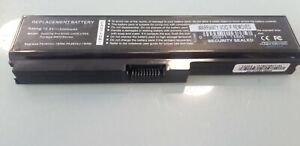 Battery For Toshiba Satellite PRO M300, U400, U405  PA3635U-1BR 10.8V 5200mAh
