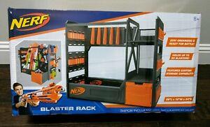 Nerf Elite Blaster Rack *SEALED* Holds Up To 20 Guns - Brand New