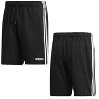 BERMUDA adidas DU0491 E 3S SHRT SJ BLACK/WHITE Short  Jersey Pantaloncini