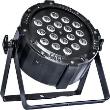 Best sell 18*10W RGBW LED STAGE LIGHT PAR Projector Show Lights dj equipment