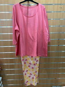 Pretty Secrets pyjama set bnip uk size 28-30