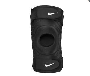 Nike Pro Open Knee Sleeve with Strap Men's Women's Large