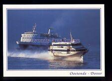 FE3075 - Oostende-Dover Boeing Jetfoil - Princesse Clementine - postcard