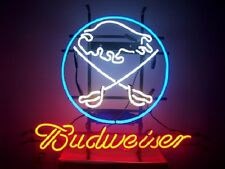 "New Budweiser Buffalo Sabres NHL Logo Beer Neon Sign 19""x15"" Ship From USA"