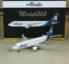"Gemini Jets Alaska ""New Color"" Airbus A320 1/200"