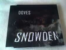 DOVES - SNOWDEN - UK CD SINGLE