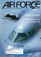1998 Air Force Magazine: The B-2s Are Ready/The Electronic Triad