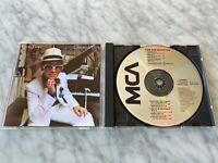 Elton John Greatest Hits CD DADC PRESS! MCA MCAD-37215 Rocket Man, Daniel RARE!