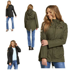 Hood Camouflage Outdoor Coats & Jackets for Women
