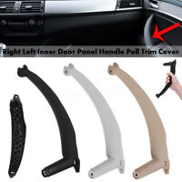 Right Interior Inner Door Panel Handle Pull Trim Cover For BMW E70 X5 E71 X6