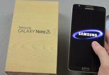 New In Box Samsung Galaxy Note 3 SM-N900T - 32GB - Black (T-Mobile) Smartphone