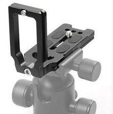 Brand NEW Quick Release L Plate Bracket vertical Quick Release Universal