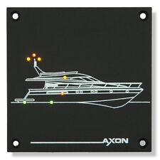 Axon Marine LED Boat Mimic Panel - Motor Boat / Small, 12V DC