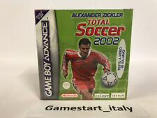 ALEXANDER ZICKLER TOTAL SOCCER 2002 - NINTENDO GBA GAME BOY ADVANCE - NUOVO NEW