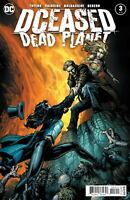 DCEASED DEAD PLANET #3 CVR A FINCH 2020 DC COMICS 9/2/20 NM