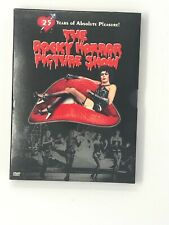 The Rocky Horror Picture Show (Dvd, 2000, 25th Anniversary 2-Disc Box Set)