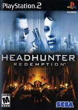 Headhunter: Redemption (2004) Brand New Factory Sealed USA PlayStation 2 Game