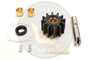 Water pump repair for Volvo Penta AQ120 AQ125 AQ131 AQ145 AQ151 875575 875574