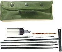 Trousse Set de nettoyage FAMAS fusil 5,56 mm avec écouvillon - Armée Française