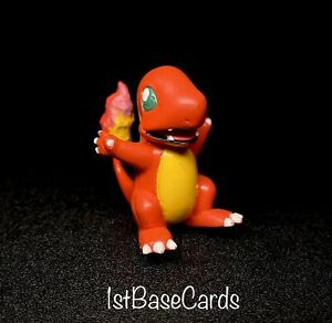 Charmander - Vintage Pokemon Action Figure Toy TOMY Collectibles Pocket Monsters