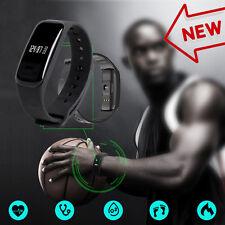 C1 Smart Watch Wristband Blood Pressure Sport Pedometer Activity Fitness Tracker