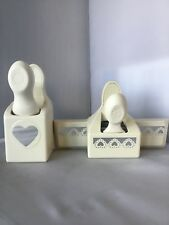 Martha Stewart Heart Lace Scallop Punch Valentine Lace Set Discontinued HTF L04