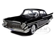 1961 DESOTO ADVENTURER BLACK 1/18 DIECAST MODEL CAR BY ROAD SIGNATURE 92738